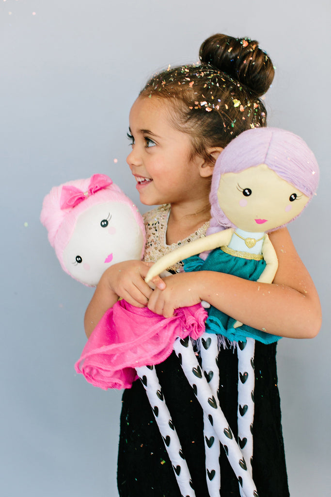 Let's Make America Kind Again: Moms Create Children's Dolls to Spread Kindness