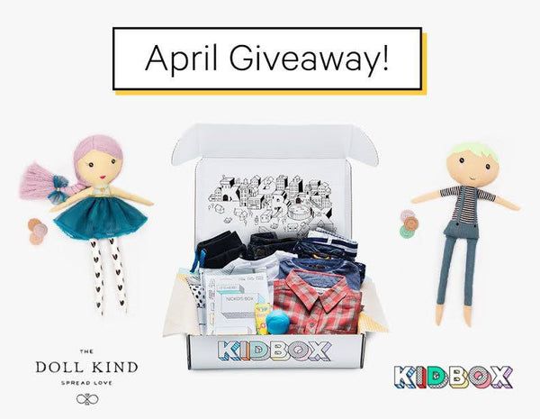 the doll ind kidbox giveaway
