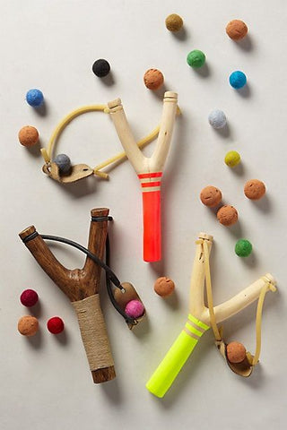 seed bomb slingshot by anthropologie