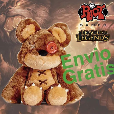 Oso Tibbers Peluche League of Legends - Peluches - CellsPoint - 1