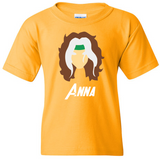 TurnTo Designs - Super Hero ROUGE Anna Marie Vinyl with Custom Name Logo and Number