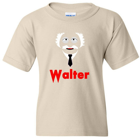 TurnTo Designs - Muppets WALDORF Vinyl with Custom Name Logo Number