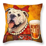 Game Day - Throw Pillow
