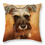 What About Me?  - Throw Pillow