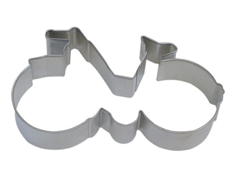 Bicycle Cookie Cutter/ Bike Cookie Cutter - Cupcake Dazzle