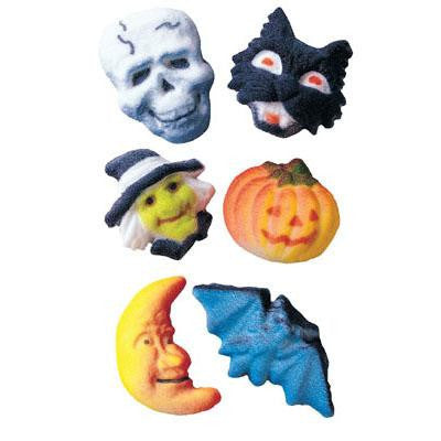 Halloween Sugar Assortment - Cupcake Dazzle