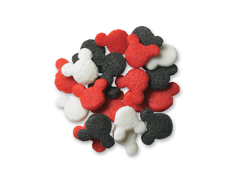 Mickey Mouse Sprinkle Quins - Cupcake Dazzle