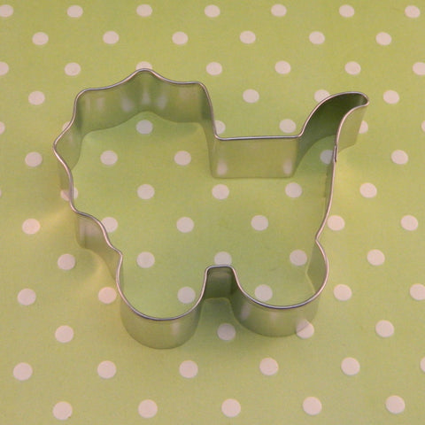 Baby Carriage Cookie Cutter - Cupcake Dazzle