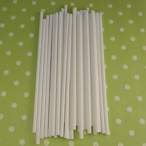 "6"" Lollipop Sticks - Cupcake Dazzle"