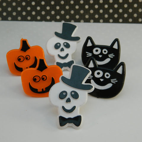 Halloween Assortment Rings - Cupcake Dazzle