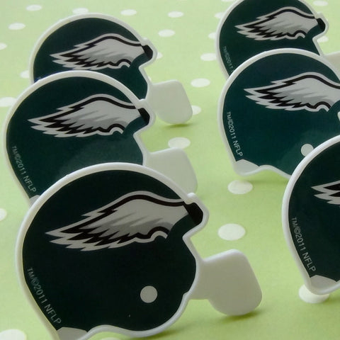 Eagles Rings - Cupcake Dazzle