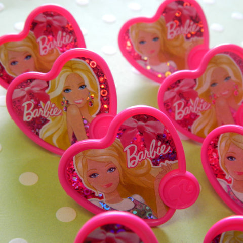 Barbie Rings - Cupcake Dazzle