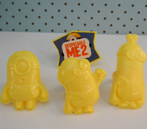 Despicable Me 2 Rings - Cupcake Dazzle