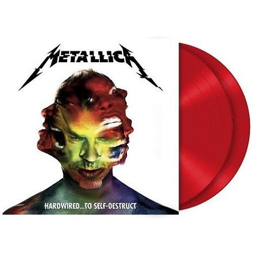 Metallica/ Hardwired...To Self-Destruct [Limited Red Vinyl]
