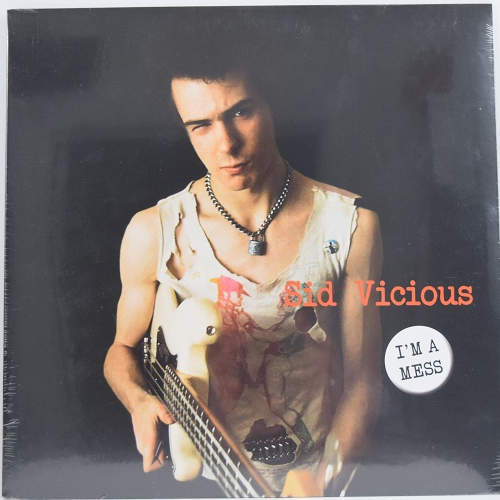 Sid Vicious/ I'm A Mess: Live At The Electric Ballroom