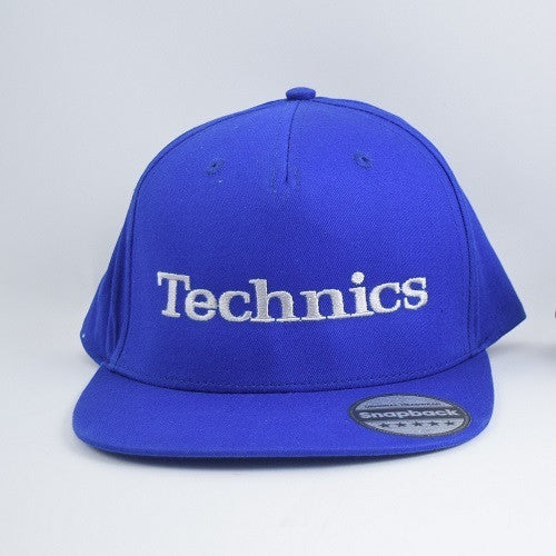 DMC Technics Snap Back 3D Caps