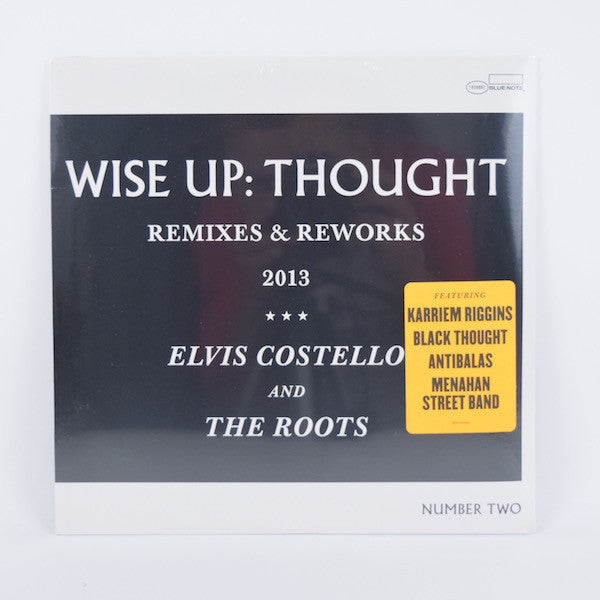 Elvis Costello & The Roots/ Wise Up
