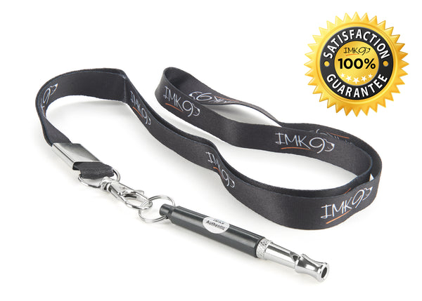 Dog Whistle - With Free Dog Training EBook and Lanyard Necklace - Small and Large Dogs Obedience Aid – Teach Your Pet From Barking – Completely Safe and Humane – Great Gift