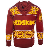 Washington Redskins NFL Team Logo Full Zip Hooded Sweater