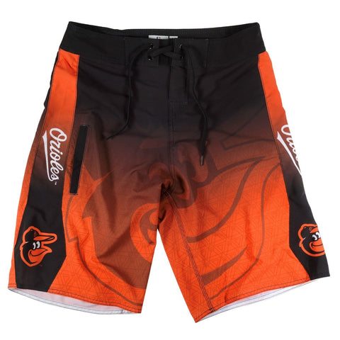 Baltimore Orioles Official MLB Boardshorts Swimsuit