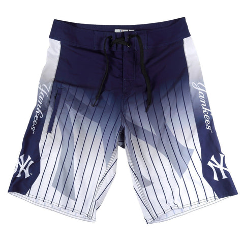 New York Yankees Baseball MLB Mens Board Shorts Swimsuit