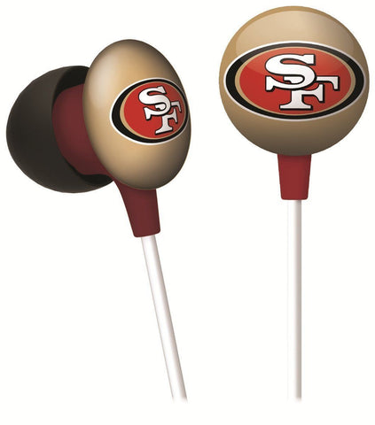 San Francisco 49ers IHIP Ear buds
