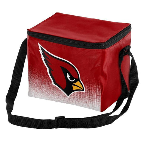 Arizona Cardinals Official NFL Gradient 6 Pack Cooler Tote