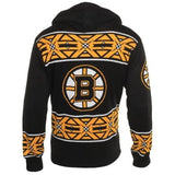 Boston Bruins Official NHL Full Zip Hooded Sweater