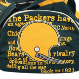 Green Bay Packers Historic NFL Duffle Bag
