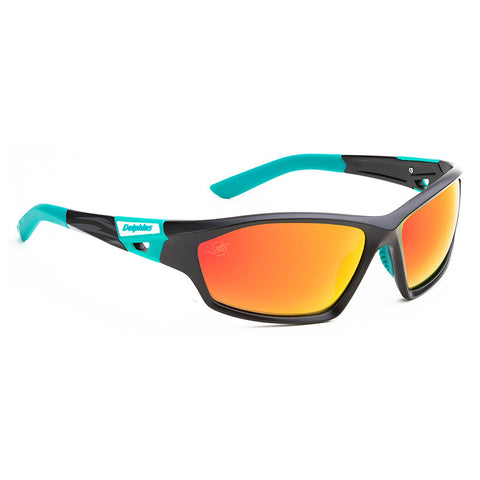 Miami Dolphins Premium Quality Lateral Sunglasses