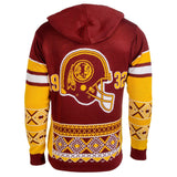 Washington Redskins Team Logo Hooded Sweater