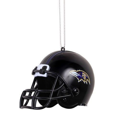 Baltimore Ravens NFL ABS Helmet Ornament