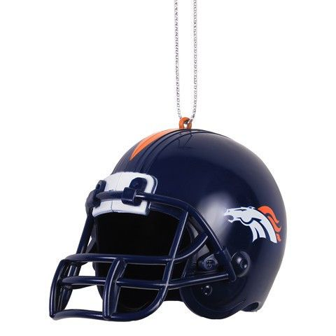 Denver Broncos NFL ABS Helmet Ornament