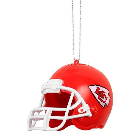 Kansas City Chiefs NFL ABS Helmet Ornament