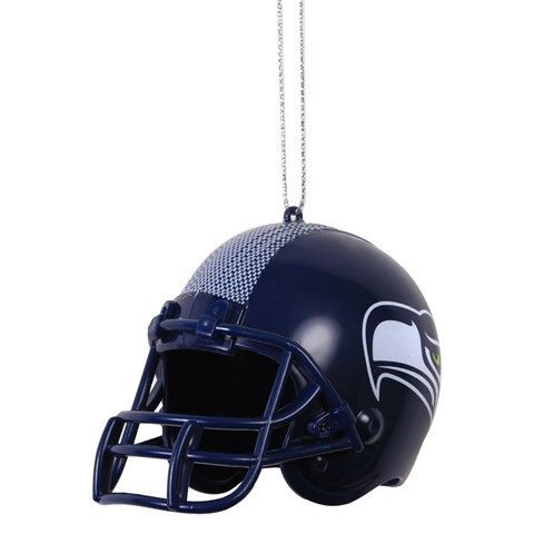 Seattle Seahawks NFL ABS Helmet Ornament