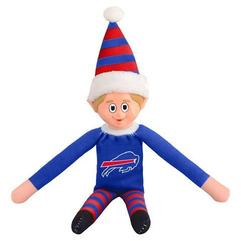 Buffalo Bills NFL Team Elf