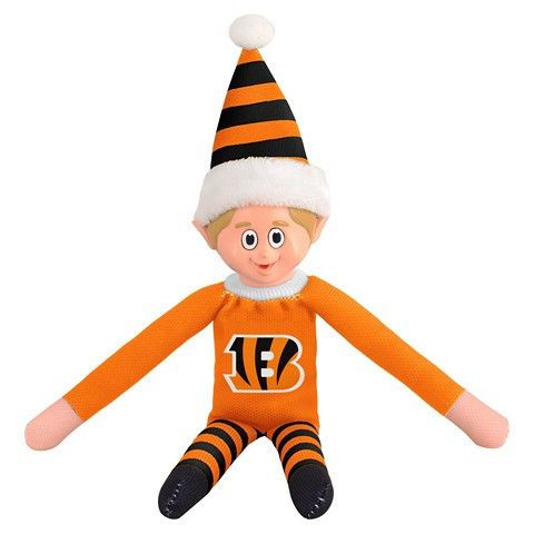 Cincinnati Bengals NFL Team Elf