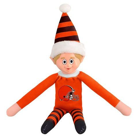 Cleveland Browns NFL Team Elf
