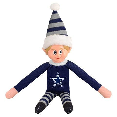 Dallas Cowboys NFL Team Elf
