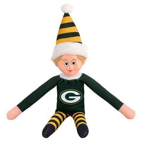 Green Bay Packers NFL Team Elf
