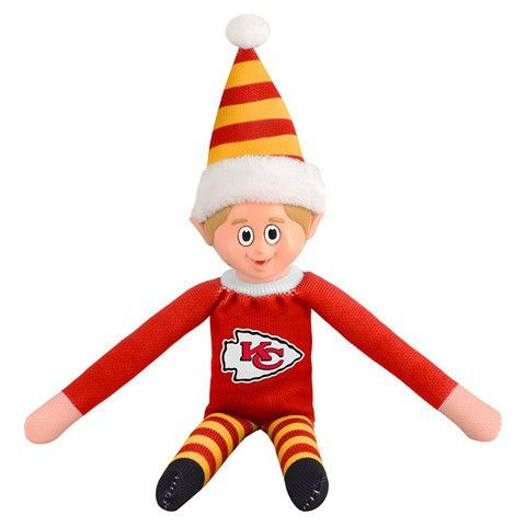 Kansas City Chiefs NFL Team Elf