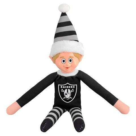Oakland Raiders NFL Team Elf