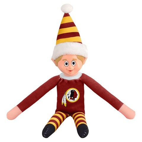 Washington Redskins NFL Team Elf