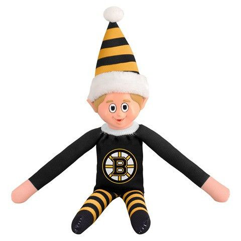 Boston Bruins NHL Team ELF