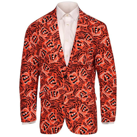 Cincinnati Bengals NFL Men's Repeat Business Jacket