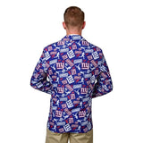 New York Giants NFL Men's Repeat Business Jacket