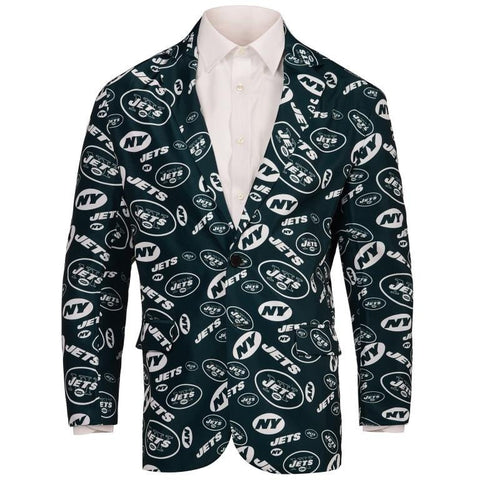 New York Jets NFL Men's Repeat Business Jacket