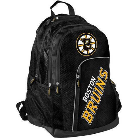 Boston Bruins Elite Backpack