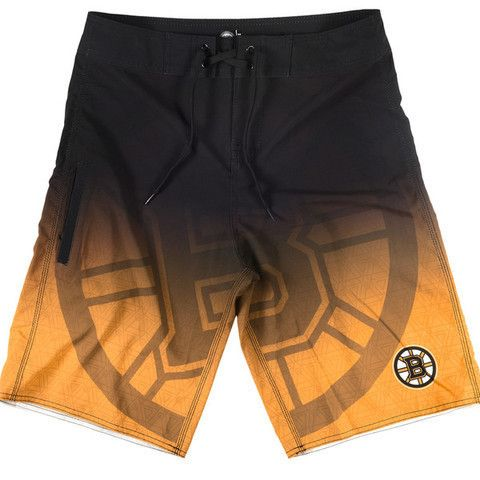 Boston Bruins Official NHL Boardshorts