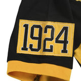 Boston Bruins Official NHL Wordmark Cotton/Poly Polo